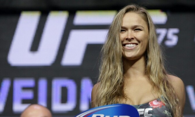 Ronda Rousey Will Return At UFC 207
