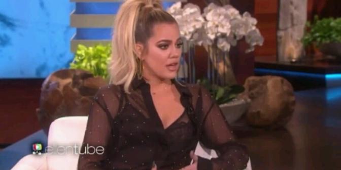 Khloe Kardashian Talks Kim K Robbery