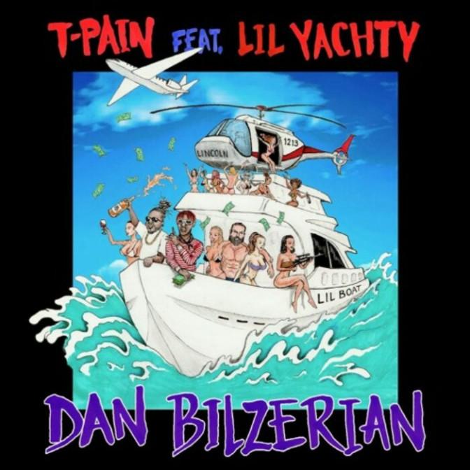"""T-Pain Feat. Lil Yachty """"Dan Bilzerian"""""""