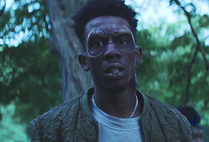 "(Short Film) Desiigner Feat. King Savage ""Zombie Walk"""