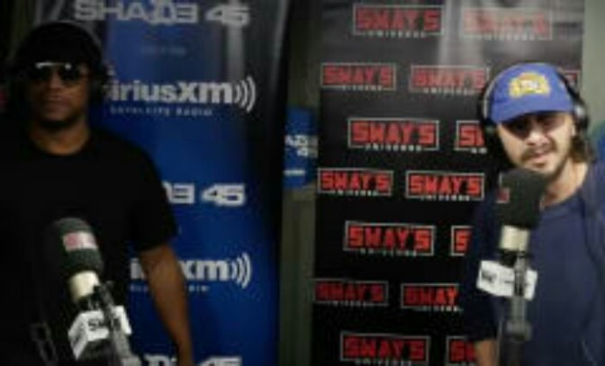 "Peep Shia LaBeouf's ""5 Fingers of Death"" Freestyle"