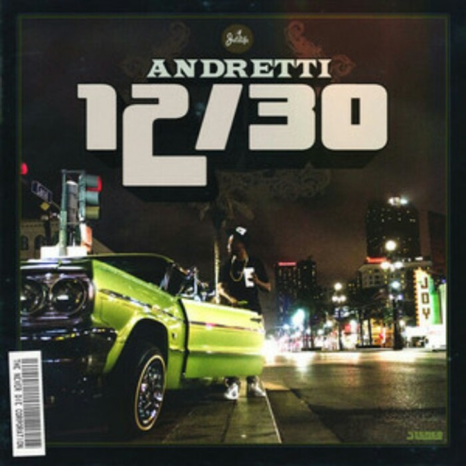 "(Stream) Curren$y ""12/30"" [LP]"