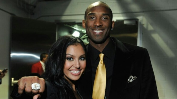 Kobe Bryant Shares First Photo Of Baby Girl Bianka Bryant