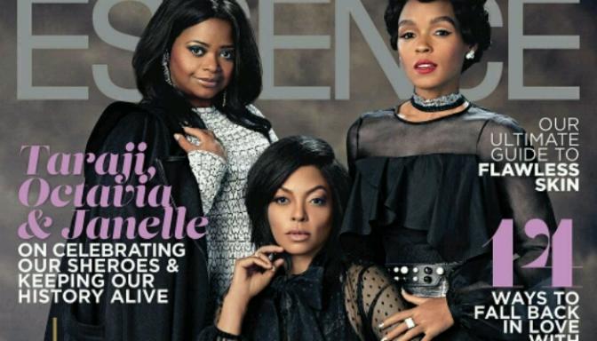 Taraji P. Henson, Octavia Spencer & Janelle Monae Cover ESSENCE Magazine