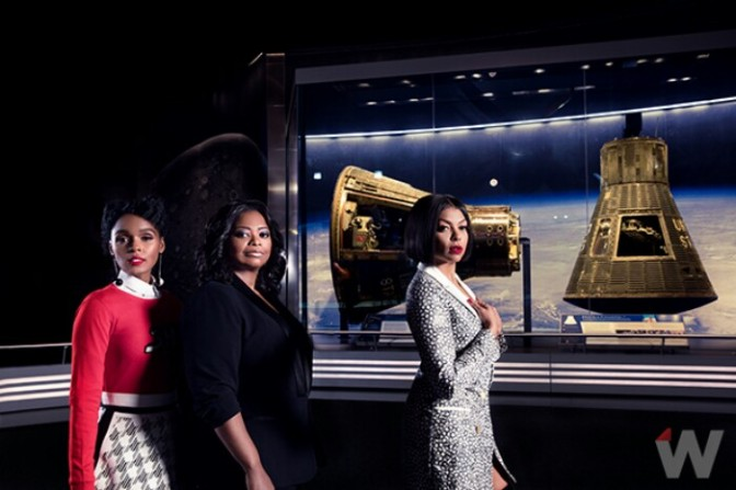 "Taraji P. Henson, Octavia Spencer & Janelle Monae Cover ""The Wrap"""