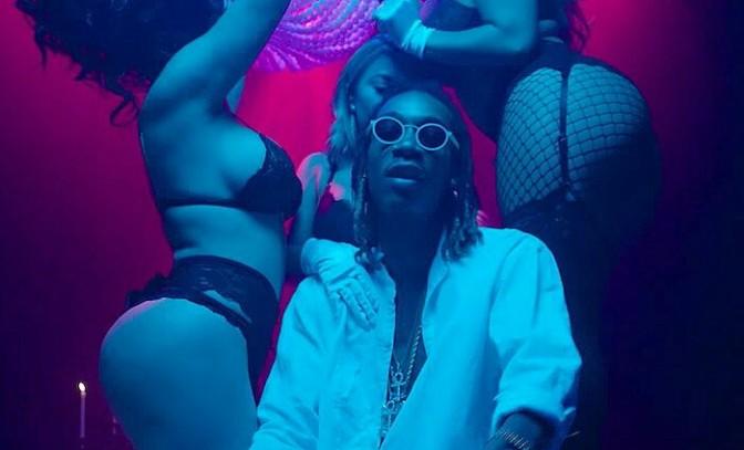 "(Video) Wiz Khalifa, Juicy J & TM88 ""Medication"""