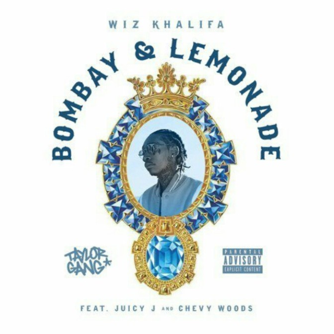 "Wiz Khalifa Feat. Chevy Woods & Juicy J ""Bombay & Lemonade"""