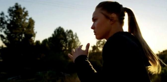 "(Trailer) UFC 207: ""Ronda Rousey Returns"""