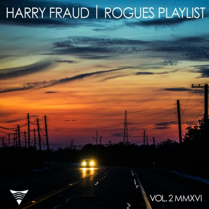 "(Stream) Harry Fraud ""Rogues Playlist Vol. 2"" [LP]"