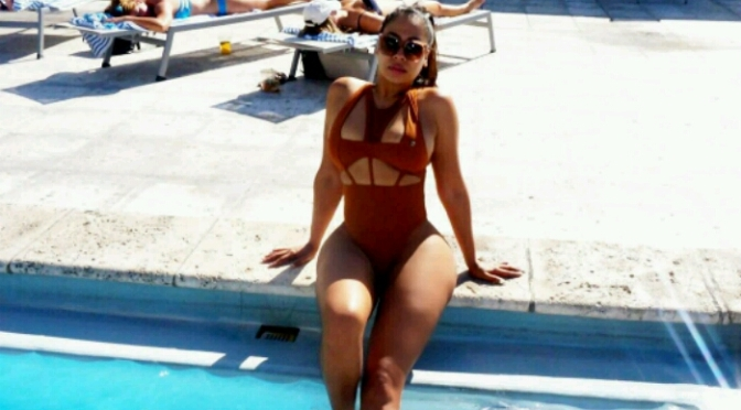 LaLa Anthony Makes It Look Easy