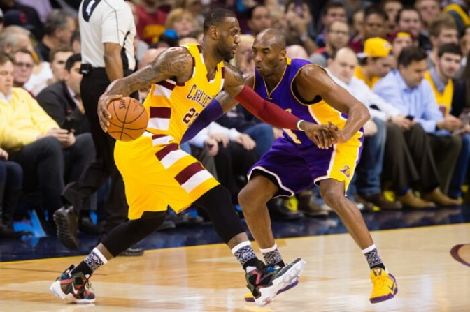 How To Stop LeBron James by Kobe Bryant