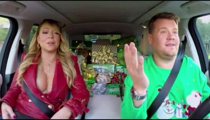 Mariah Carey, Selena Gomez, Adele & MORE Join James Corden For EPIC Christmas Carpool Karaoke