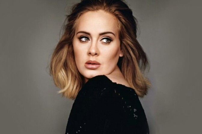 "For 2nd Straight Year Adele's ""25"" Named ""Most Streamed Album"""