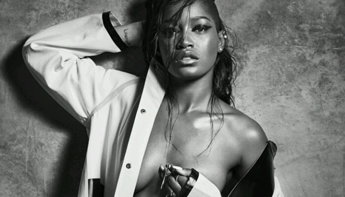 "Keke Palmer Covers Beyonce's ""Love On Top"""
