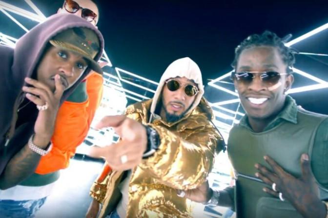 "(Video) DJ Snake Feat. Jeremih, Young Thug & Swizz Beatz ""The Half"""