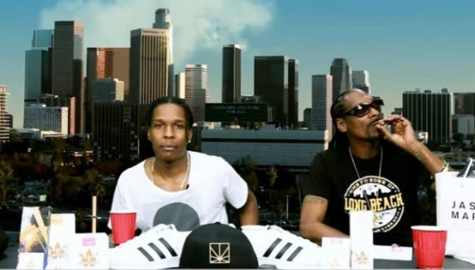 A$AP Rocky On Snoop Dogg's GGN