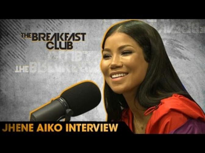 Jhene Aiko On The Breakfast Club