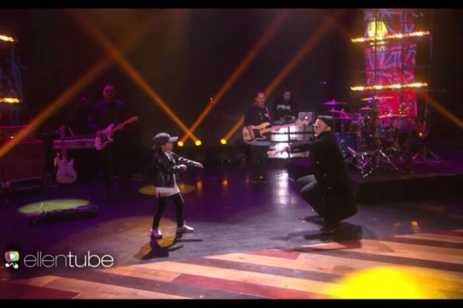 Anderson .Paak Performs On The Ellen Show