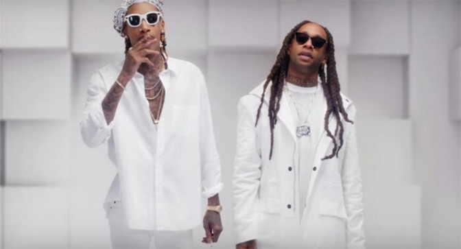"(Video) Ty Dolla $ign & Wiz Khalifa ""Brand New"""