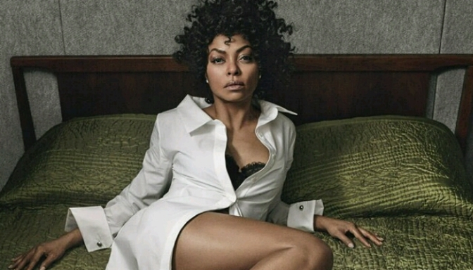 "Taraji P. Henson For W Mag's ""Best Annual Performance"" Issue"