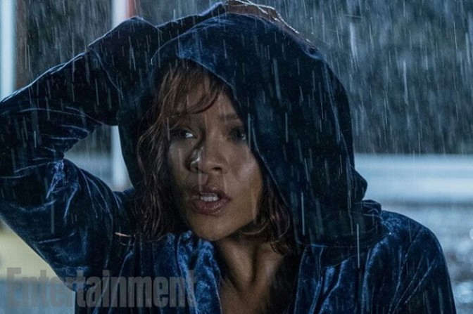 First Look At Rihanna In Bates Motel