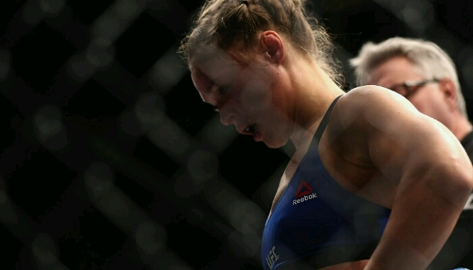 "Dana White On Ronda Rousey's Return: ""I think she's probably done"""