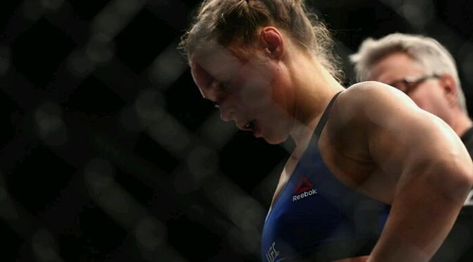 "Dana White On Ronda Rousey's Return: ""I think she's probably done"""