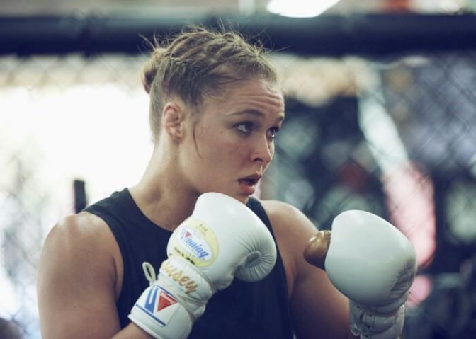 Ronda Rousey Resurfaces After Tough Loss at UFC 207