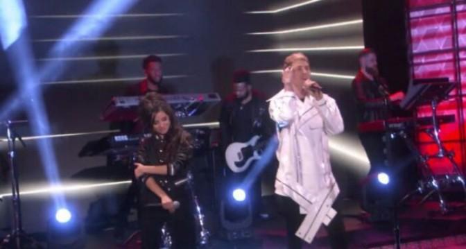 """Machine Gun Kelly Performs """"Bad Things"""" On Ellen"""