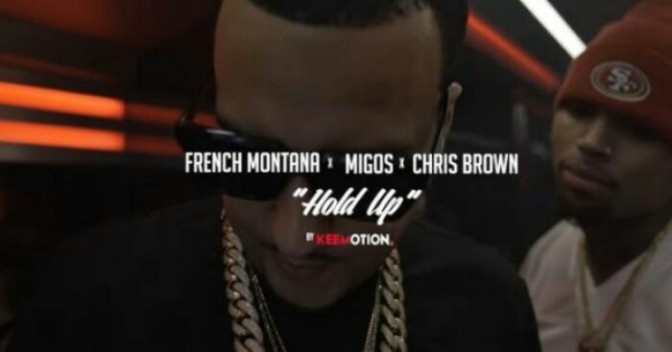 "(Video) French Montana Feat. Migos & Chris Brown ""Hold Up"""
