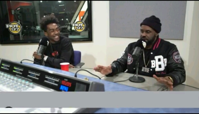 Desiigner Sits Down with Funk Flex