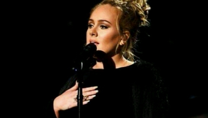 Adele Restarts George Michael's Tribute After Mishap