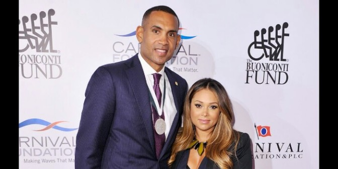 "Tamia & Grant Hill Cover Rihanna's ""Stay"""