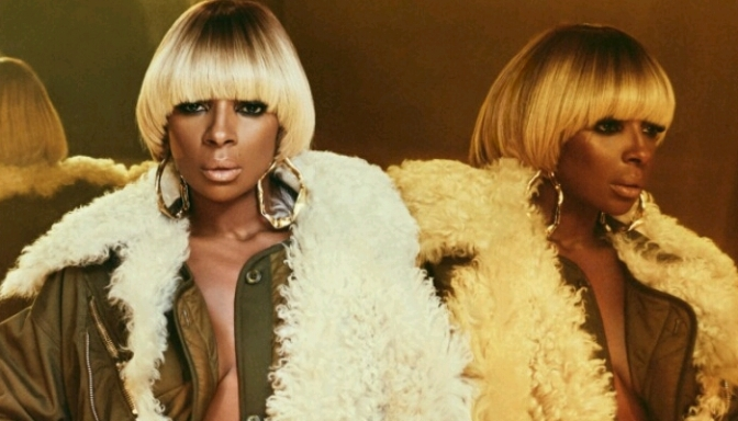 "Mary J. Blige Feat. Kanye West ""Love Yourself"""