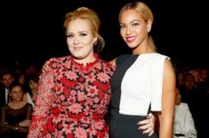 Checkout Adele's Beyonce Impersonation
