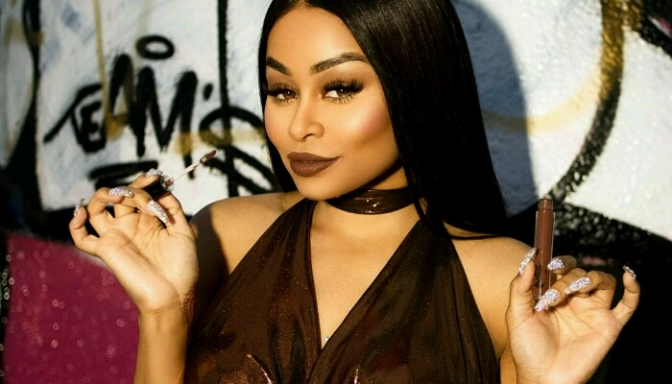Blac Chyna For Lashed Cosmetics