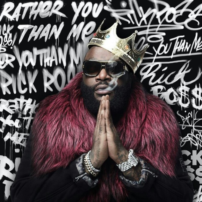 "Rick Ross Feat. Gucci Mane ""She on My D***"""