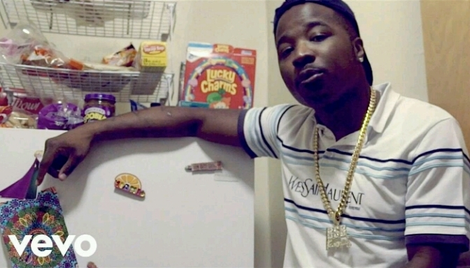 """(Video) Troy Ave """"Just Cookin"""""""