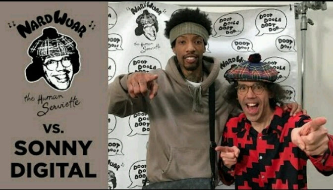 Nardwuar Vs. Sonny Digital