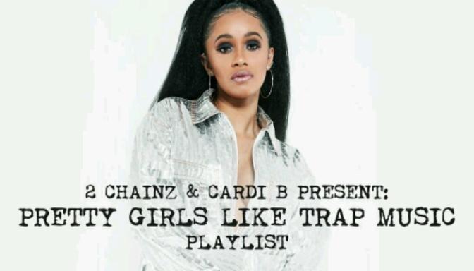 """Stream 2 Chainz' """"PGLTM"""" Playlist Curated By Cardi B"""