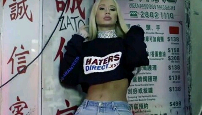 "The Best Shots From Iggy Azalea's ""Mo Bounce"" Video"