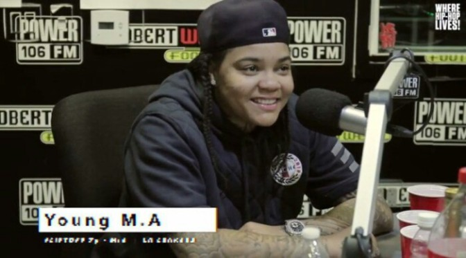 Young M.A & LA Leakers Talk Queen of Rap & More
