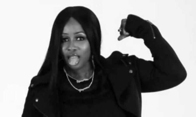 Checkout Remy Ma's Marie Claire Magazine Freestyle