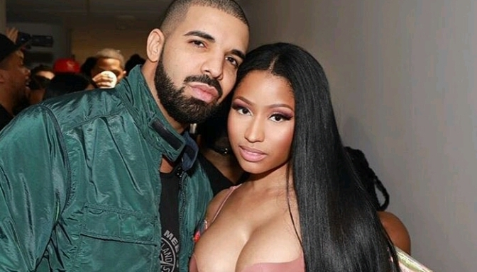 Drake Brings Out Nicki Minaj in Paris
