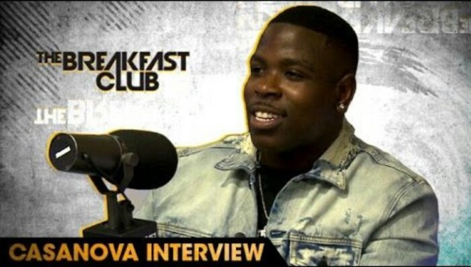 Casanova On The Breakfast Club