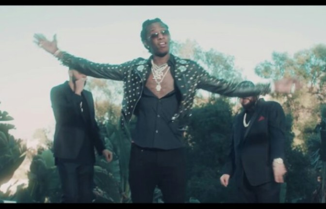 "(Video) Belly Feat. Young Thug & Zack ""Consuela"""