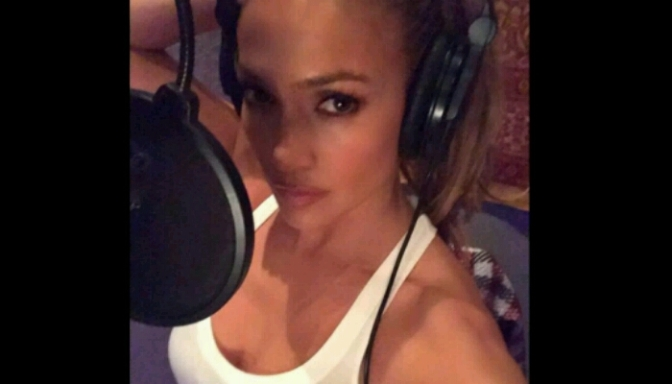 Jennifer Lopez Previews Upcoming Collaboration with Skrillex & Poo Bear