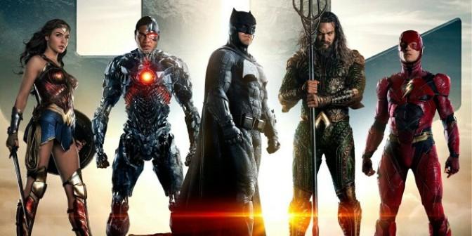 "Checkout The Latest ""Justice League"" Trailer"