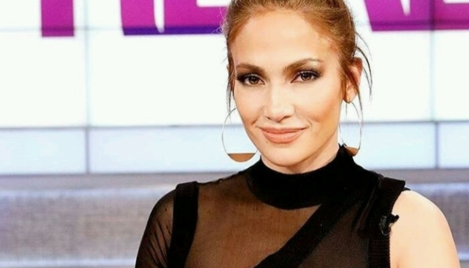 Jennifer Lopez's Son Asks Her to Pencil Him In