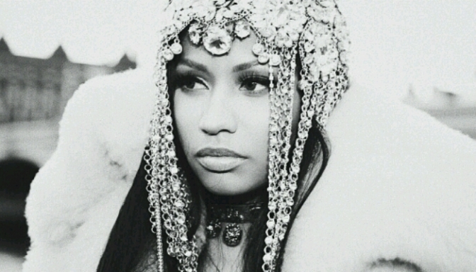 Nicki Minaj Slays In NEW Paris Photoshoot